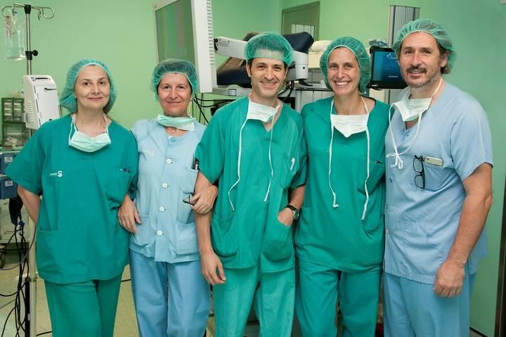El Hospital de Guadalajara, pionero en España en reconstrucción capsular en el hombro