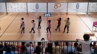 Los alumnos de la Escuela Municipal de Danza de Yebes y Valdeluz se gradúan con nota