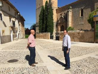 400.000 euros más desde la Diputación para obras de pavimentación y renovación de redes en varios pueblos