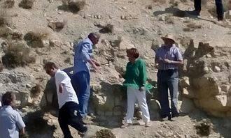 La Diputación felicita al municipio de Fuentelsaz por el reconocimiento como punto geológico estratégico