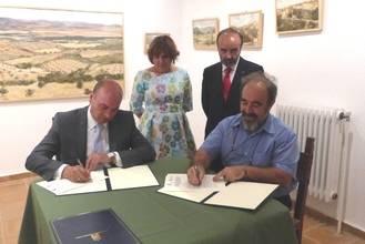 La Diputación no escatima en la Comarca de Molina a través del Museo y del Geoparque