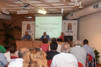La Diputación ha ayudado a casi un centenar de alcaldes y concejales a formarse para la gestión diaria