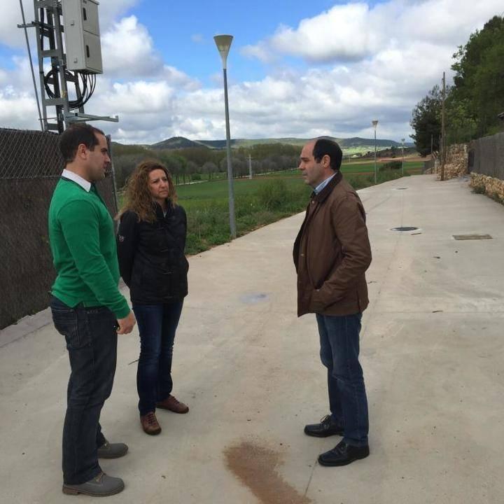 Más inversión de la Diputación para ayudar a los pueblos a arreglar calles y redes de agua