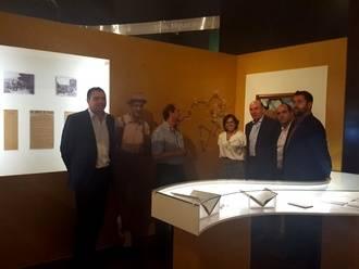 La Diputación de Guadalajara colabora en la exposición sobre Cela de la Biblioteca Nacional