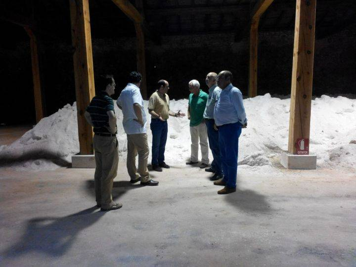 La recuperación de las salinas de Saelices de la Sal propicia la creación de cuatro puestos de trabajo