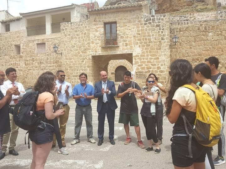 """Latre: """"Journey to the Alcarria es un punto y seguido en nuestro empeño por internacionalizar el viaje a la Alcarria"""""""