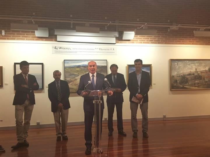 La exposición 'Cela, siempre en La Alcarria' ya se puede visitar en el Centro San José hasta el 24 de septiembre