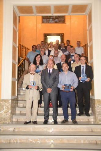 La Diputación, agradecida con los implicados en el 'Journey to the Alcarria'