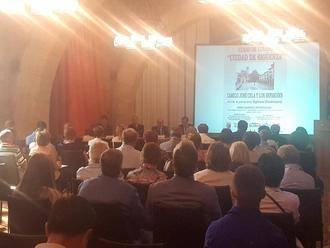 Más de cien personas en el Curso de Verano Ciudad de Sigüenza sobre 'Camilo José Cela y los sefardíes'