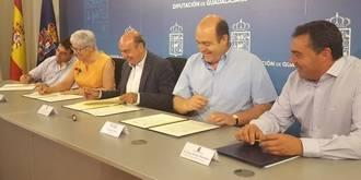 Cruz Roja, ACCEM y COCEMFE: Tres convenios de Diputación por los más necesitados