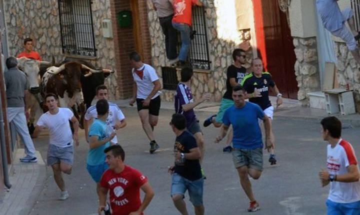 Música, toros y variedad de actividades en Yebra durante la fiestas de San Cristóbal