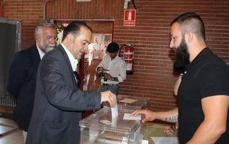 La normalidad es la nota dominante en esta jornada electoral en Castilla La Mancha