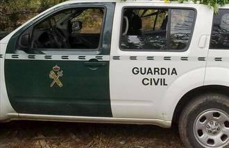 La Guardia Civil identifica a los tres presuntos autores de un incendio en Usanos