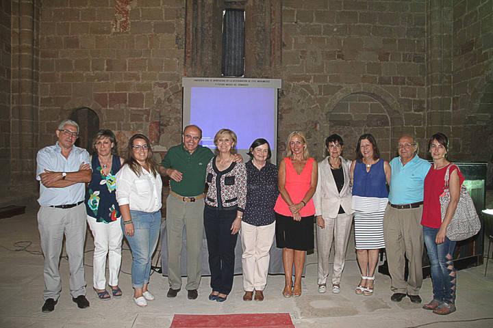 La Asociación de Amigos de la Iglesia de Santiago presenta la prospección arqueológica de este año