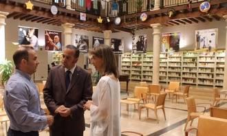 Gregorio viene a Guadalajara a conocer las últimas inversiones del Gobierno Central