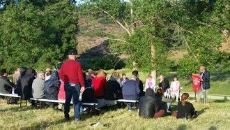 La localidad molinesa de Pardos celebró el III Encuentro de