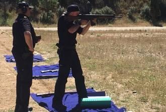 La Policía Nacional de Guadalajara realiza un curso de actualización en el manejo de armas largas