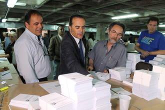 El dispositivo electoral en Castilla-La Mancha estará formado por 20.173 personas, 1.471 locales electorales y 3.028 mesas