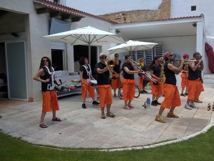 Sound Band, ganadores del V Concurso Nacional de Charangas de Sacedón
