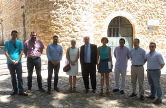 El Castillo de la Peña Bermeja recibirá una inversión de casi un millón de euros del Ministerio de Fomento