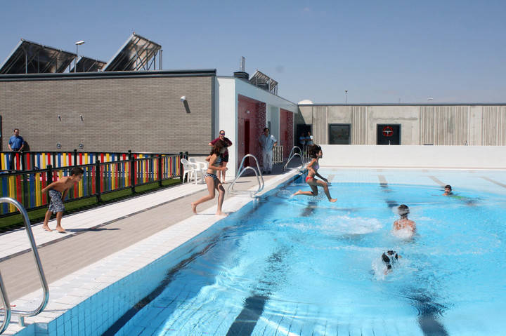 La piscina de Quer abre este año el 15 de junio