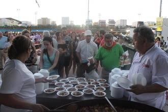 Cabanillas destaca la cantidad de gente que ha disfrutado de sus fiestas