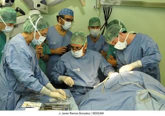 Las operaciones de tabique nasal suponen la cuarta parte de las intervenciones realizadas por el servicio de Otorrinolaringología