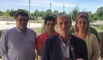 """Juan Pablo Sánchez: """"El día 26 hay que concentrar todo el voto moderado en el PP para evitar que en España gobiernen los extremistas y los radicales"""""""