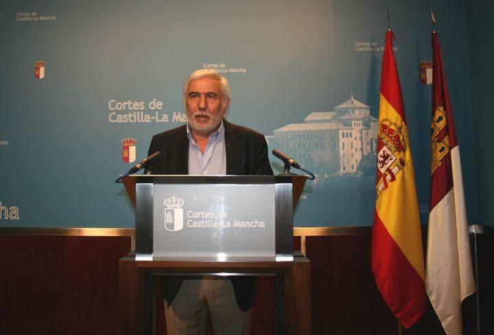 """Jiménez: """"El caos generado por la gestión sanitaria de Page pone en grave peligro la salud de los castellano-manchegos"""""""