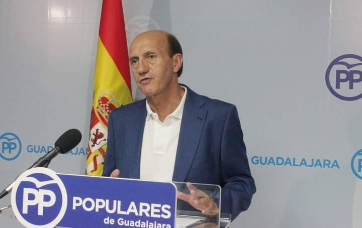 """Sánchez-Seco: """"Si no hay gobierno en España es por la actitud inmovilista e irresponsable del PSOE y Pedro Sánchez"""""""