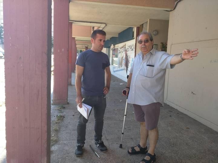 Ciudadanos Guadalajara solicita una actuación integral en el barrio de La Rambla