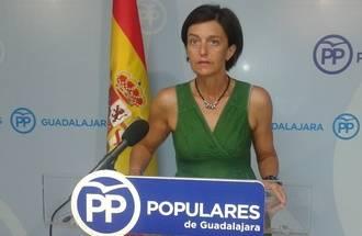 """Ana González pide al resto de partidos políticos """"lealtad con España"""" para formar un gobierno estable """"lo antes posible"""""""