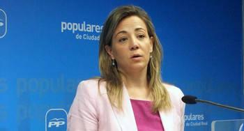 """Lola Merino alerta de la baja ejecución del presupuesto agrario por culpa de la """"pasividad"""" de Page"""