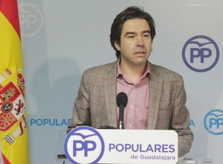 """Robisco denuncia que ni Page ni los socialistas de Guadalajara """"han sido capaces de modificar el reglamento taurino de festejos populares"""""""
