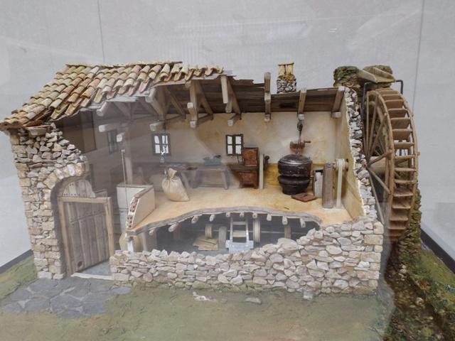 Exposición de la antigua fábrica de chocolate de Brihuega, Posada del Cordón de Atienza