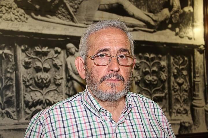 El artista seguntino Mariano Canfrán, pregonero de las seguntinas Fiestas de San Roque y la Virgen de la Mayor