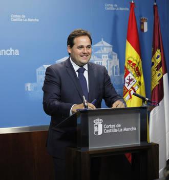 """Núñez califica al Gobierno de Page de """"vago, mentiroso y chapuzas"""" tras la gestión realizada en su primer año"""