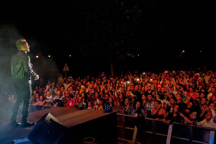 OBK convirtió Valdeluz en una fiesta para unas 3.000 almas