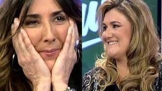 Paz Padilla y Carlota Corredera no se soportan