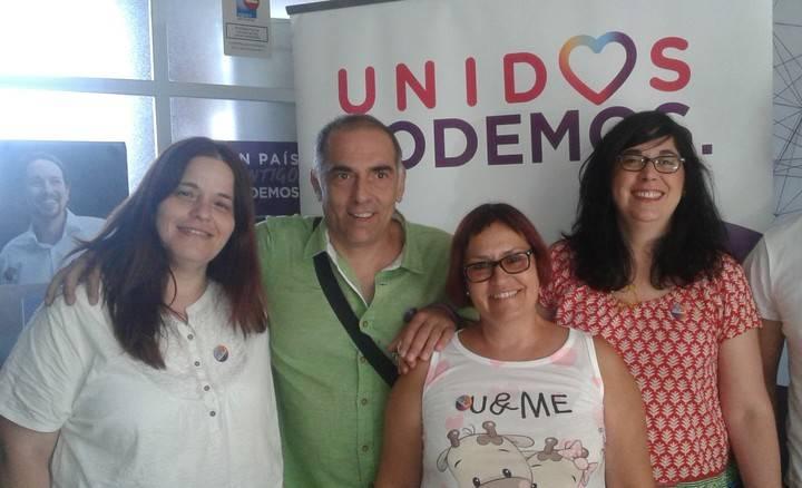 Unidos Podemos cierra la campaña en Guadalajara convencidos de ganar el país para la gente
