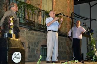 El madrileño Luis de Blas se alza de nuevo con el Premio Internacional de Poesía Ángel Deza
