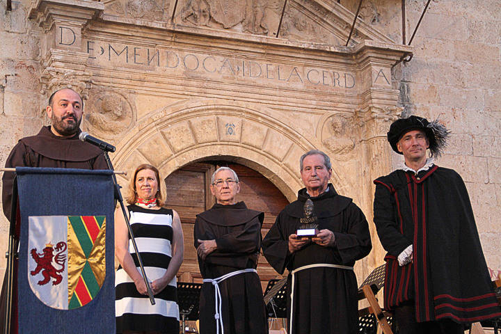 Pastrana vuelve al Siglo de Oro en el inicio de su Festival Ducal