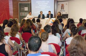 El Mindfulness reúne a cerca de un centenar de personas en un curso de verano de la UNED