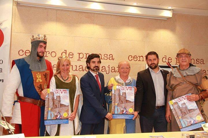 Este fin de semana, las Jornadas Medievales de Sigüenza llegan a su decimoséptima edición