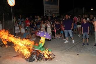 Los seteros celebraron la fiesta de San Juan
