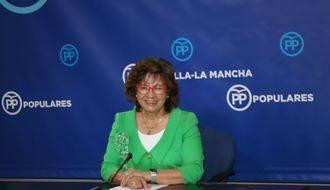 """Riolobos: """"Page pasará a la historia como el primer presidente de Castilla-La Mancha que cierra un colegio público"""""""