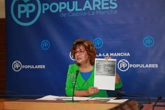"""Riolobos: """"Rajoy tiene que continuar para que la creación de empleo se mantenga en España y en Castilla-La Mancha"""""""
