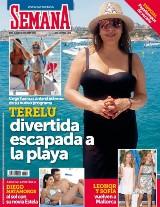SEMANA La cita de Alba Carrillo con 'el cañón' Matías Roure