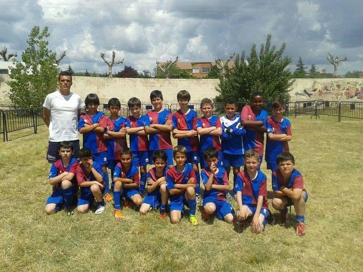 CD San Roque (benjamín) y Real Valladolid (alevín) vencen en la III Edición de la Sigüenza Cup