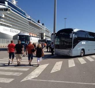 65.000 pasajeros de cruceros hacen escala este fin de semana en el Puerto de Barcelona